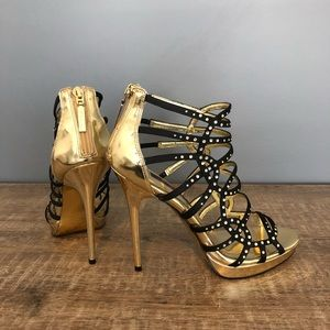 Nina New York high heel sandals